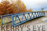 The footbridge in the Pretty Polly car park in Killarney
