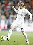 Real Madrid's Luka Modric during La Liga match. March 20,2016. (ALTERPHOTOS/Acero)