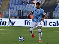 28th August 2021; Olympic Stadium, Rome, Italy; Serie A football, SS Lazio versus AC Spezia : Elseid Hysaj of Lazio