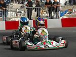 Monaco 2006, Danish Haas F1 driver Kevin Magnussen early career karting.