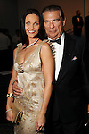 """Gabriela and Daniel Dror at """"Modern"""" the  Museum of Fine Arts Houston's Grand Gala Ball  Friday Oct. 12,2012.(Dave Rossman photo)"""