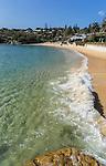 Camp Cove beach in Watsons Bay, NSW, Australia