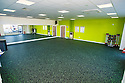 The Studio at the New Gym Facility at Stenhousemuir.