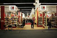Stand von polnischen Verlagen