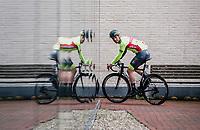 Boris Vallée (BEL/Wallonie Bruxelles), pre race<br /> <br /> GP Monseré 2020<br /> One Day Race: Hooglede – Roeselare 196.8km. (UCI 1.1)<br /> Bingoal Cycling Cup 2020