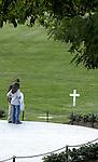 Robert F. Kennedy Arlington grave, Washington, D.C. fine art photography by Ron Bennett (c). Copyright Fine Art Photography by Ron Bennett, Fine Art, Fine Art photo, Art Photography,