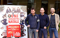"""20141119 ROMA-SPETTACOLI: PHOTOCALL """"OGNI MALEDETTO NATALE"""""""