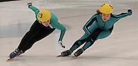 Badger State Winter Games '08 - Session 2 Short Track Speedskating