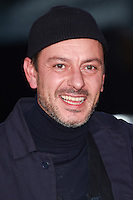 """Enzo Cilenti<br /> at the London Film Festival 2016 premiere of """"Free Fire at the Odeon Leicester Square, London.<br /> <br /> <br /> ©Ash Knotek  D3182  16/10/2016"""