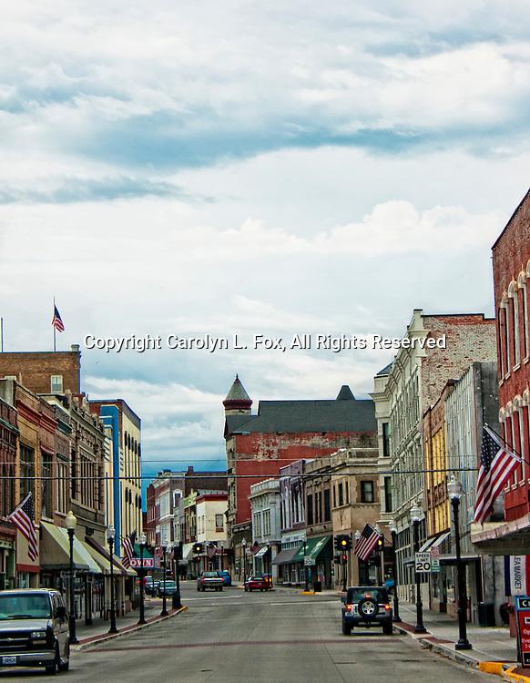 Quaint Little Town