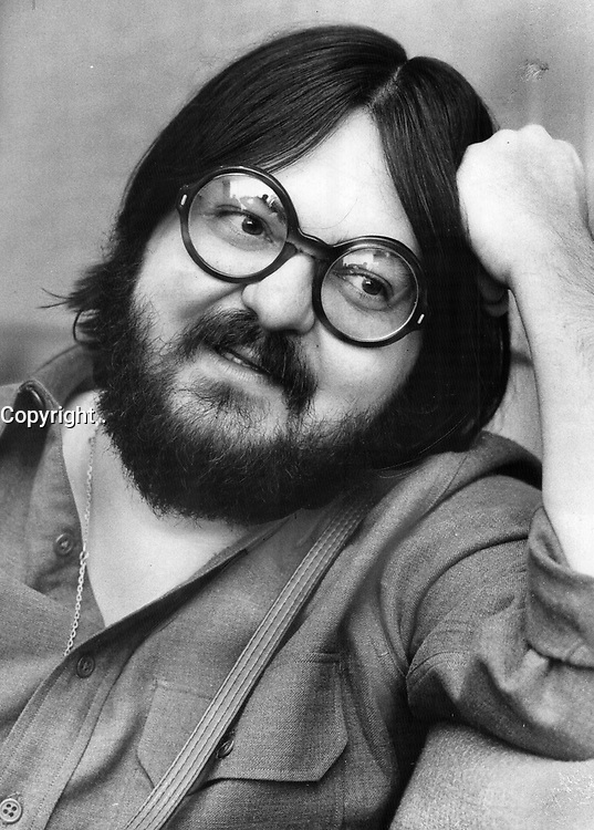 1974 FILE PHOTO - ARCHIVES -<br /> <br /> Michel Tremblay<br /> <br /> <br /> PHOTO :  Keith  BEATY  - Toronto Star Archives - AQP