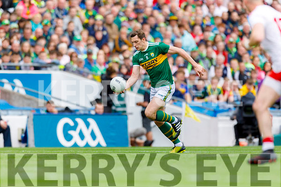 David Moran, Kerry during the All Ireland Senior Football Semi Final between Kerry and Tyrone at Croke Park, Dublin on Sunday.