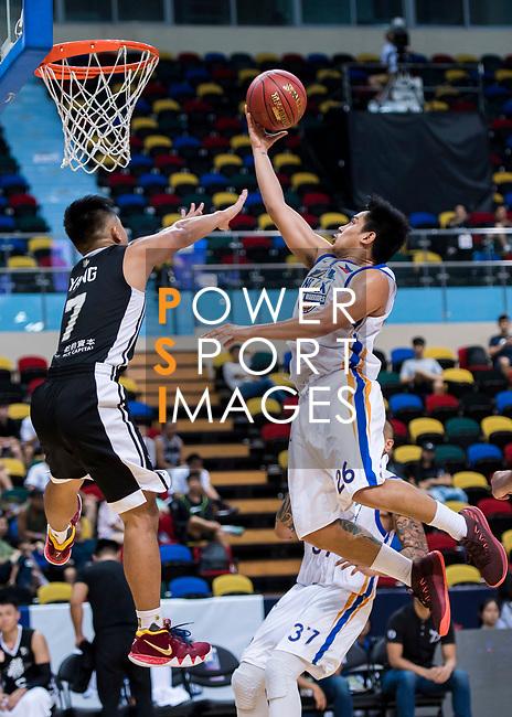 NLEX Road Warriors vs Formosa Dreamers during the Summer Super 8 at the Macao East Asian Games Dome on July 17, 2018 in Macau, Macau. Photo by Marcio Rodrigo Machado / Power Sport Images