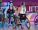 Maude Jacques, Lima 2019 - Wheelchair Basketball // Basketball en fauteuil roulant.<br />