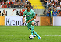 Robert Skov (TSG 1899 Hoffenheim) - 18.08.2019: Eintracht Frankfurt vs. TSG 1899 Hoffenheim, Commerzbank Arena, 1. Spieltag Saison 2019/20 DISCLAIMER: DFL regulations prohibit any use of photographs as image sequences and/or quasi-video.