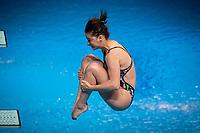 Veisz Emma HUN<br /> Diving - Women's 3m preliminary<br /> XXXV LEN European Aquatic Championships<br /> Duna Arena<br /> Budapest  - Hungary  15/5/2021<br /> Photo Giorgio Perottino / Deepbluemedia / Insidefoto