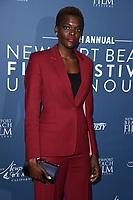Sheila Atim<br /> arriving for the Newport Beach Film Festival UK Honours 2020, London.<br /> <br /> ©Ash Knotek  D3551 29/01/2020