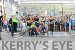The start of the Dingle Marathon.