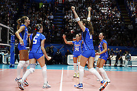 Milano 12-10-2014 Forum Assago Mondiali <br /> Volley Women's World Championship Italy 2014 <br /> Italia <br /> Foto Insidefoto