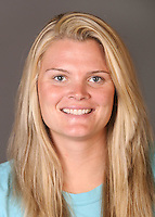 STANFORD, CA - AUGUST 29:  Brooke McKenzie of the Stanford Cardinal women's lacrosse team poses for a headshot on August 29, 2008 in Stanford, California.