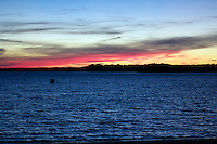 Saturated Asharoken Sunset taken 9/15/2012.