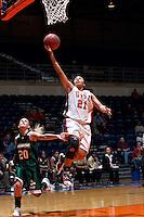 080214-Southeastern Louisiana @ UTSA Basketball (W)