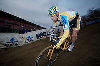 Rob Peeters (BEL)<br /> <br /> UCI Worldcup Heusden-Zolder Limburg 2013