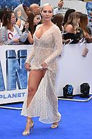 "Aisleyene Hogan-Wallace<br /> at the ""Valerian"" European premiere, Cineworld Empire Leicester Square, London. <br /> <br /> <br /> ©Ash Knotek  D3290  24/07/2017"