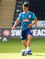 Huddersfield Town's Jonathan Hogg during the pre-match warm-up <br /> <br /> Photographer Ian Cook/CameraSport<br /> <br /> The EFL Sky Bet Championship - Swansea City v Huddersfield Town - Saturday 17th October 2020 - Liberty Stadium - Swansea<br /> <br /> World Copyright © 2020 CameraSport. All rights reserved. 43 Linden Ave. Countesthorpe. Leicester. England. LE8 5PG - Tel: +44 (0) 116 277 4147 - admin@camerasport.com - www.camerasport.com