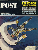 Saturday Evening Post, May 22, 1965. Cover photo by John G. Zimmerman.