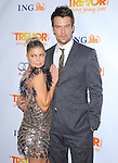 Josh Duhamel  and Fergie at Trevor Live At The Hollywood Palladium in Hollywood, California on December 04,2011                                                                               © 2011 Hollywood Press Agency
