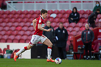 13th March 2021; Riverside Stadium, Middlesbrough, Cleveland, England; English Football League Championship Football, Middlesbrough versus Stoke City; Paddy McNair of Middlesbrough in action