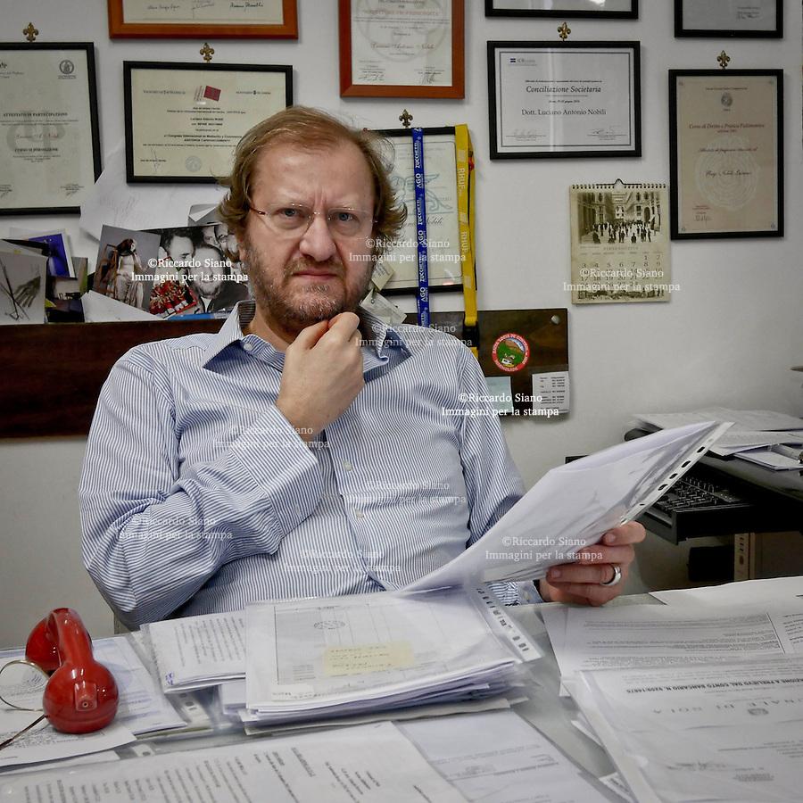- NAPOLI  21 FEB    2014 -  Luciano Nobili