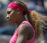 Serena Williams (USA) defeats Vania King (USA) 6-1, 6-0