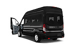 Car images of 2016 Ford Transit 350-XLT-Wagon-High-Roof-Pass-Slide-148WB 4 Door Passenger Van Doors