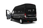 Car images of 2016 Ford Transit 350-XLT-Wagon-High-Roof-Pass-Slide-148WB 4 Door Passenger Van Doors