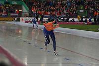 SPEEDSKATING: HAMAR: Vikingskipet, 29-02-2020, ISU World Speed Skating Championships, Allround, 5000m Men, Patrick Roest (NED), ©photo Martin de Jong