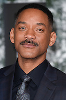 """Will Smith<br /> at the European premiere of """"Collateral Beauty"""" at the Vue Leicester Square , London.<br /> <br /> <br /> ©Ash Knotek  D3213  15/12/2016"""