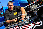 Feb 08, 2010; 4:26:07 PM; Barberville, FL., USA; The UNOH sponsored event running the 39th Annual DIRTCar Nationals at Volusia Speedway Park.  Mandatory Credit: (thesportswire.net)