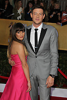 NEW YORK, NY - JULY 14: Glee actor Cory Monteith has died at the age 31, it has been confirmed.<br /> The Canadian actor - who played Finn Hudson on the hit FOX series - was found on Saturday in his hotel room at the Fairmont Pacific Rim hotel in Vancouver. <br /> Cory - who completed a stint of rehab in April for substance addiction - was last pictured with his girlfriend Lea Michele just last month. The news was confirmed by Vancouver Police at a press conference on Saturday night. No cause of death has been confirmed at this point, but there were said to be no implications of foul play. Medical examiners will conduct an autopsy on Monday on July 5, 2013 in New York, New York<br /> <br /> People:  Lea Michele_Cory Monteith