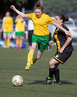 180408 Capital Division Two Women's Football - IBUAFC Orcas v Victoria University Unified