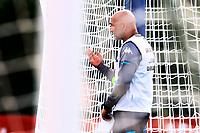 Luciano Spalletti<br /> Dimaro 18/07/2021 <br /> Football 2021/2022 preseason friendly match between SSC Napoli and Bassa Anaunia <br /> Photo Image Sport / Insidefoto