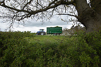 14-5-2021 Contractors carting silage <br /> ©Tim Scrivener Photographer 07850 303986<br />      ....Covering Agriculture In The UK....