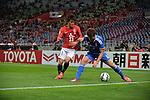 Urawa Red Diamonds vs Suwon Samsung during the 2015 AFC Champions League Group G match on April 21, 2015 at the Saitama Stadium 2002 in Saitama, Japan. Photo by Kazuaki Matsunaga / World Sport Group