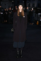 """Tanya Reynolds<br /> arriving for the premiere of """"The White Crow"""" at the Curzon Mayfair, London<br /> <br /> ©Ash Knotek  D3488  09/03/2019"""