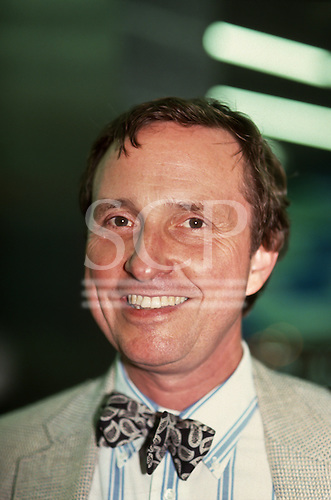 United Nations Conference on Environment and Development, Rio de Janeiro, Brazil, 3rd to 14th June 1992. Professor Tom (Thomas) Lovejoy at the Earth Summit.