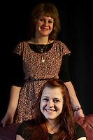Sisters portraits