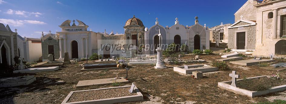 Europe/France/Corse/2A/Corse-du-Sud/Bonifacio: Le cimetière marin