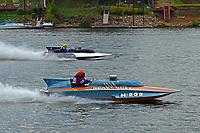 "Scott Kirshner, F-266 ""Miss Supersonic II"" , 266 class hydroplane, H-202 ""Heavy Duty"" (1964 Lauterbach 7 Litre/Grand Prix hydroplane)"
