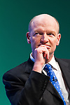 © Joel Goodman - 07973 332324  . 04/10/2011 . Manchester, UK . DAVID WILLETTS at the 2011 Conservative Party Conference at the Manchester Central Convention Centre (formerly GMex) . Photo credit: Joel Goodman